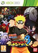 jaquette Xbox 360 Naruto Shippuden Ultimate Ninja Storm 3