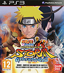 jaquette PlayStation 3 Naruto Shippuden Ultimate Ninja Storm Generations