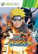 jaquette Xbox 360 Naruto Shippuden Ultimate Ninja Storm Generations