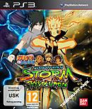 jaquette PlayStation 3 Naruto Shippuden Ultimate Ninja Storm Revolution
