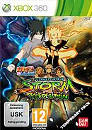 jaquette Xbox 360 Naruto Shippuden Ultimate Ninja Storm Revolution