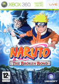 jaquette Xbox 360 Naruto The Broken Bond