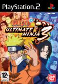 jaquette PlayStation 2 Naruto Ultimate Ninja 3