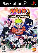 jaquette PlayStation 2 Naruto Ultimate Ninja