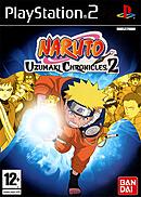 jaquette PlayStation 2 Naruto Uzumaki Chronicles 2