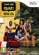 jaquette Wii NatGeo Quiz Wild Life