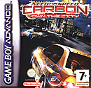 jaquette GBA Need For Speed Carbon Own The City
