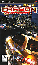 jaquette PSP Need For Speed Carbon Own The City