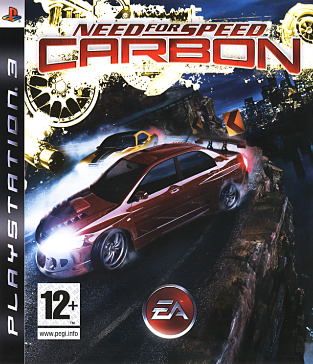 need for speed carbon pc ds wii gba ps3 psp xbox 360 ps2 mac ngc xbox 2006. Black Bedroom Furniture Sets. Home Design Ideas