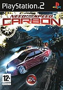 jaquette PlayStation 2 Need For Speed Carbon