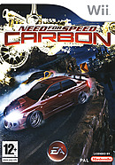 jaquette Wii Need For Speed Carbon