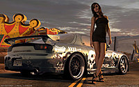 wallpaper Need for Speed Carbon 4
