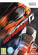 jaquette Wii Need For Speed Hot Pursuit