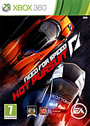 jaquette Xbox 360 Need For Speed Hot Pursuit