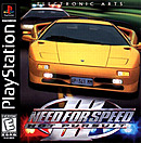 jaquette PlayStation 1 Need For Speed III Hot Pursuit