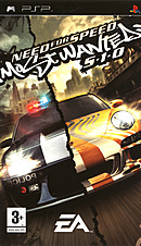 jaquette PSP Need For Speed Most Wanted 5 1 0