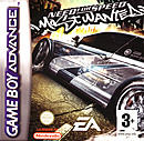 jaquette GBA Need For Speed Most Wanted