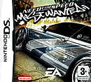 jaquette Nintendo DS Need For Speed Most Wanted