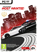 jaquette PC Need For Speed Most Wanted