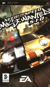 jaquette PSP Need For Speed Most Wanted