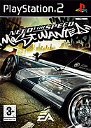 jaquette PlayStation 2 Need For Speed Most Wanted