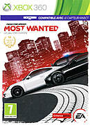 jaquette Xbox 360 Need For Speed Most Wanted