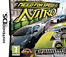 jaquette Nintendo DS Need For Speed Nitro