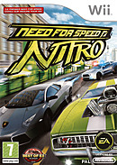 jaquette Wii Need For Speed Nitro