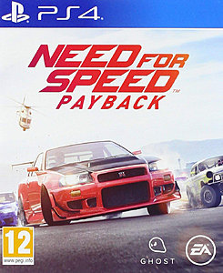 jaquette PlayStation 4 Need For Speed Payback