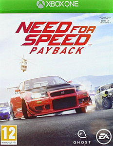 jaquette Xbox One Need For Speed Payback
