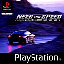 jaquette PlayStation 1 Need For Speed Porsche 2000