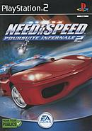 jaquette PlayStation 2 Need For Speed Poursuite Infernale 2