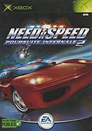 jaquette Xbox Need For Speed Poursuite Infernale 2