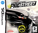 jaquette Nintendo DS Need For Speed ProStreet