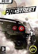 jaquette PC Need For Speed ProStreet