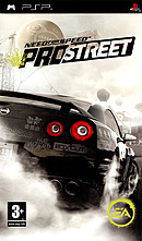jaquette PSP Need For Speed ProStreet