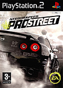 jaquette PlayStation 2 Need For Speed ProStreet