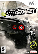jaquette Wii Need For Speed ProStreet