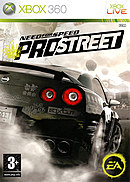 jaquette Xbox 360 Need For Speed ProStreet