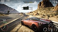 Need for Speed Rivals 404