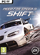 jaquette PC Need For Speed Shift