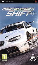 jaquette PSP Need For Speed Shift