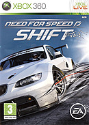 jaquette Xbox 360 Need For Speed Shift