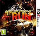 jaquette Nintendo 3DS Need For Speed The Run