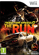 jaquette Wii Need For Speed The Run