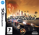 jaquette Nintendo DS Need For Speed Undercover
