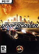jaquette PC Need For Speed Undercover