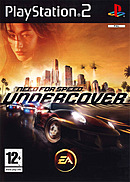 jaquette PlayStation 2 Need For Speed Undercover