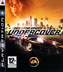 jaquette PlayStation 3 Need For Speed Undercover