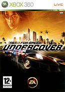jaquette Xbox 360 Need For Speed Undercover